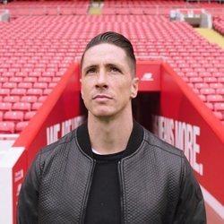 Fernando Torres en su documental 'El último símbolo'