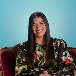 America Ferrera interviniendo en la gala de los Premios Emmy 2020