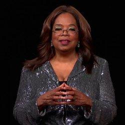 Oprah Winfrey en la gala de los Premios Emmy 2020