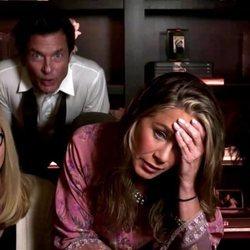 Jason Bateman, Lisa Kudrow, Jennifer Aniston y Courteney Cox, juntos en la gala de los Pemios Emmy 2020