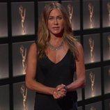 Jennifer Aniston en la gala de los Premios Emmy 2020