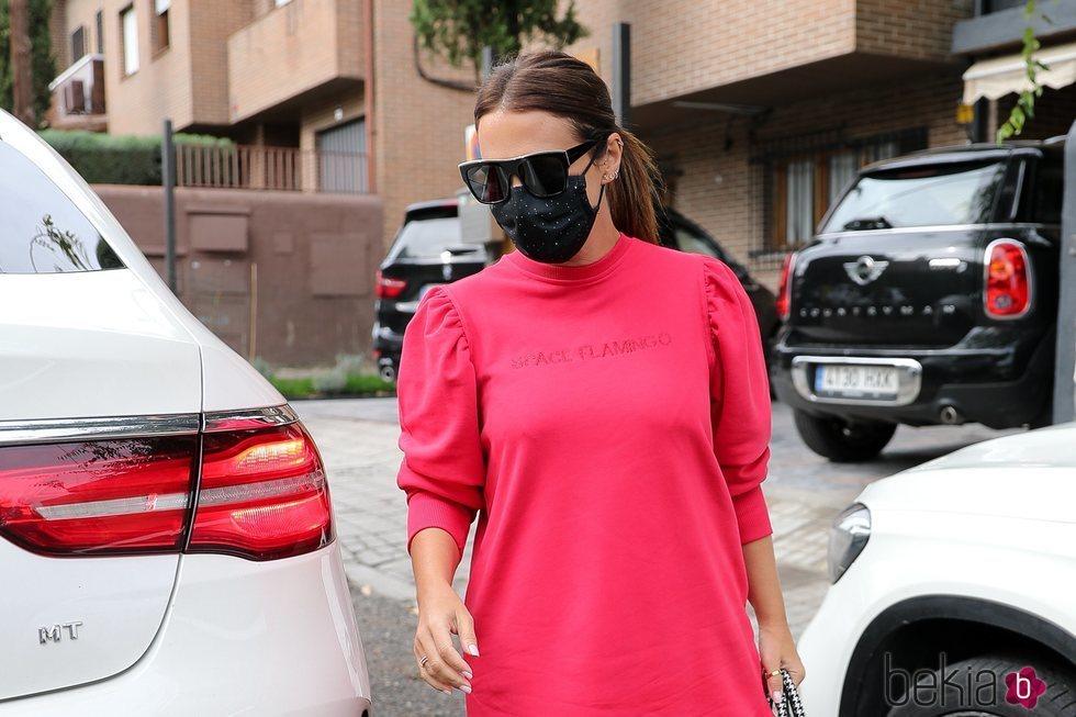 Paula Echevarría reaparece tras confirmar su segundo embarazo