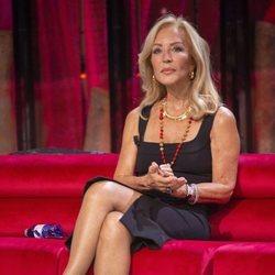 Carmen Lomana, colaboradora del primer debate de 'La isla de las tentaciones 2'