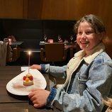 Emma Tallulah Behn en la celebración de su 12 cumpleaños
