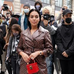 Georgina Rodríguez no se pierde la Paris Fashion Week 2020