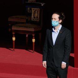 Pablo Iglesias en el Día de la Hispanidad 2020