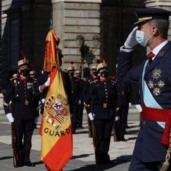 El Rey Felipe en el Día de la Hispanidad 2020
