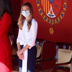 La Infanta Sofía en el Día de la Hispanidad 2020