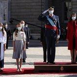 La Familia Real en el Día de la Hispanidad 2020
