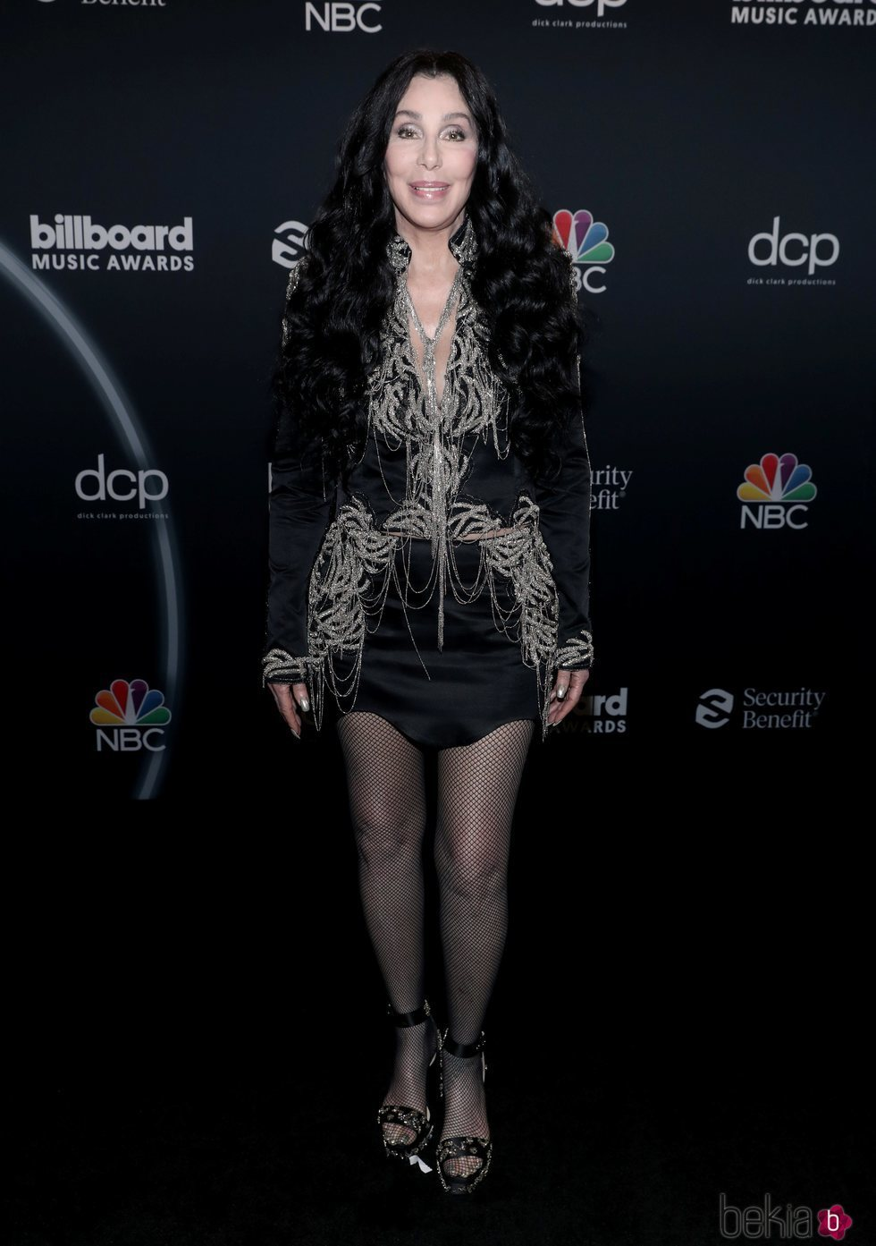 Cher en los Billboard Music Awards 2020