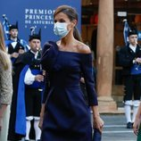 La Reina Letizia en los Premios Princesa de Asturias 2020