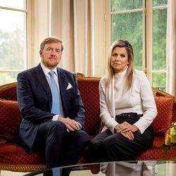 Guillermo Alejandro y Máxima de Holanda piden perdón por sus vacaciones en Grecia