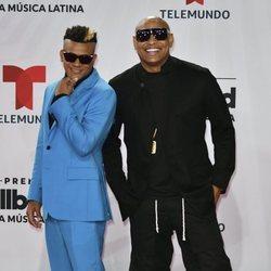 Gente de zona en los Billboard Latin Music Awards 2020