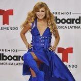 Paulina Rubio en los Billboard Latin Music Awards 2020