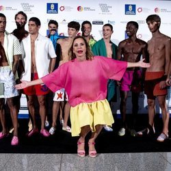 Ágatha Ruiz de la Prada en la Gran Canaria Swim Week by Moda Cálida 2020