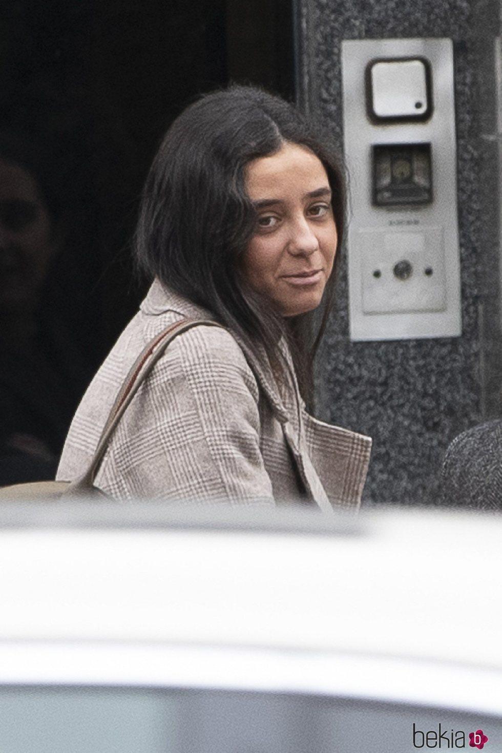 Victoria Federica dando un paseo por Madrid