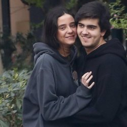Victoria Federica y Jorge Bárcenas, muy cariñosos