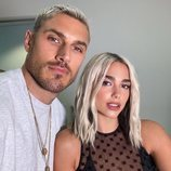 Chris Appleton con Dua Lipa