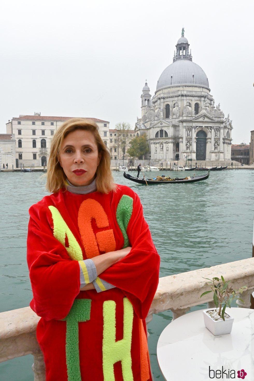 Ágatha Ruiz de la Prada en Venecia