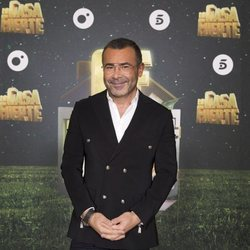 Jorge Javier Vázquez en la presentación de 'La casa fuerte 2'