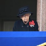 La Reina Isabel el Día del Recuerdo 2020