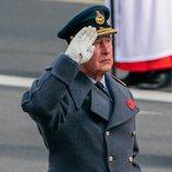 El Príncipe Carlos de Inglaterra el Día del Recuerdo 2020