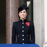 Kate Middleton el Día del Recuerdo 2020