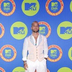 Maluma en los MTV EMA 2020