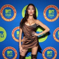 Madison Beer en la alfombra roja de los MTV EMA 2020