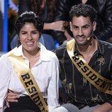 Isa Pantoja y Asraf Beno, concursantes de 'La casa fuerte 2'