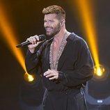 Ricky Martin en la gala de los Grammy Latino 2020