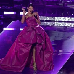 Natalia Jiménez en los Grammy Latino 2020