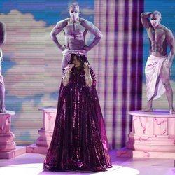 Karol G en los Grammy Latino 2020