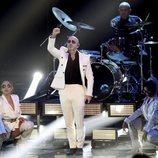 Pitbull en los Grammy Latino 2020