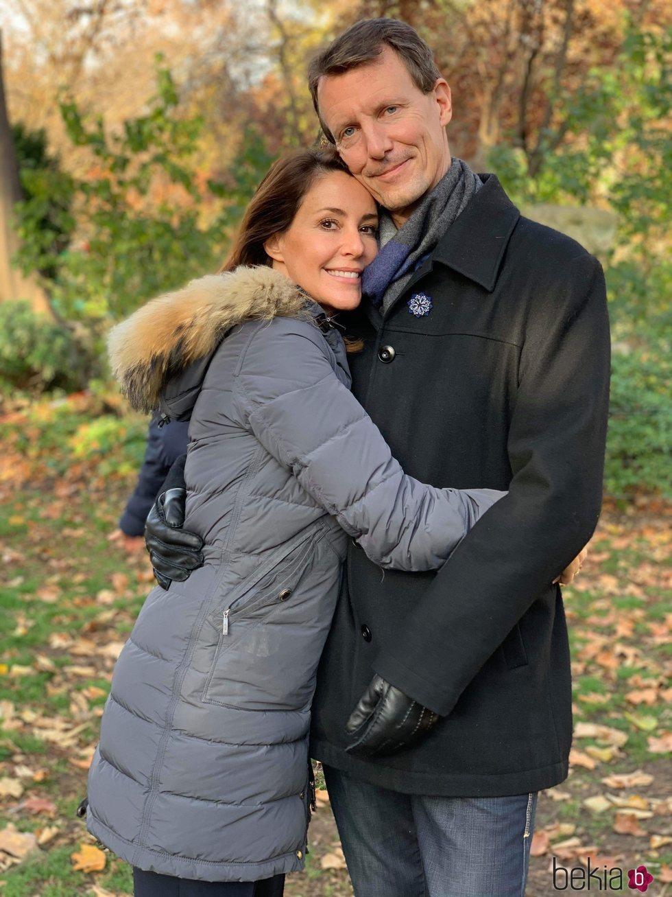 Joaquín y Marie de Dinamarca celebran sus Bodas de Cobre en París