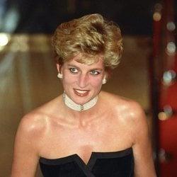 Lady Di en la premiere de la película '1492: la conquista del paraíso' en 1992