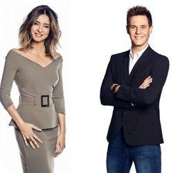 Sandra Barneda y Christian Gálvez, presentadores de las Campanadas 2020 en Mediaset