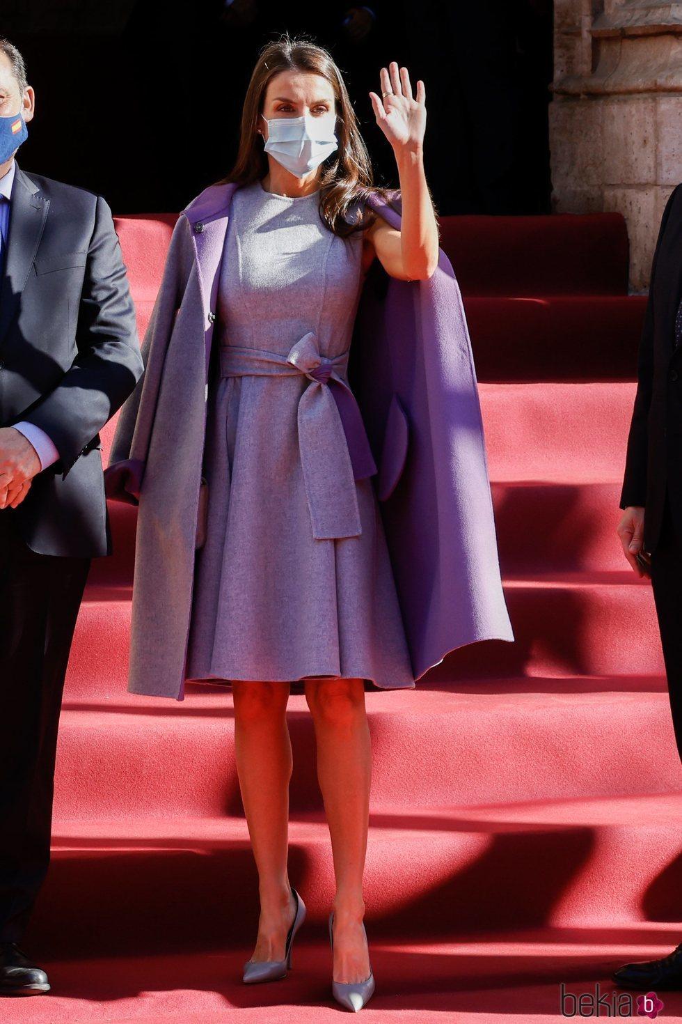 La Reina Letizia en los Premios Rei Jaume I 2020
