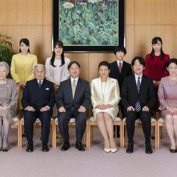 La Familia Imperial de Japón