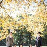 Akishino de Japón, Kako de Japón, Kiko de Japón, Mako de Japón e Hisahito de Japón