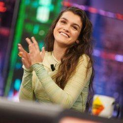 Amaia Romero en 'El Hormiguero' en 2020