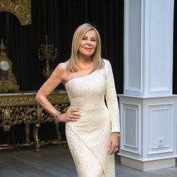 Ana Obregón en la foto oficial de las Campanadas 2020