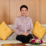 Masako de Japón en su 57 cumpleaños