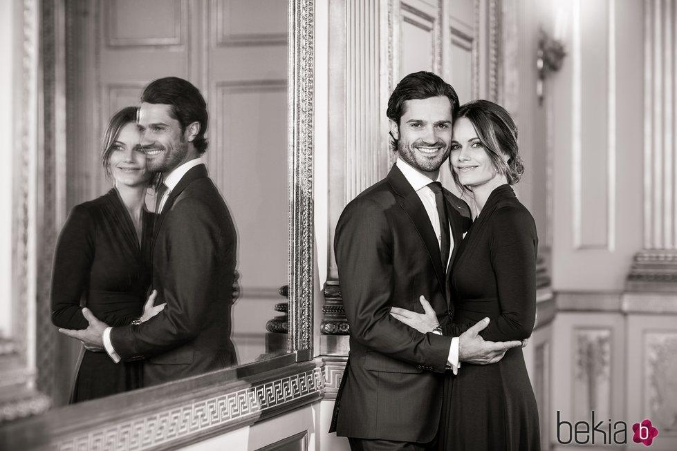 Carlos Felipe y Sofia de Suecia anuncian que esperan su tercer hijo