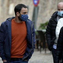 Dani Rovira graba un spot en Mallorca