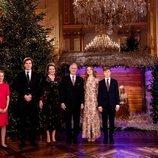 La Familia Real Belga en el concierto de Navidad 2020