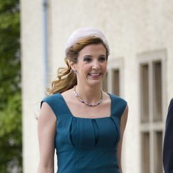 Tessy de Luxemburgo en el Día Nacional de Luxemburgo 2013