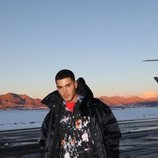 Fai Khadra durante las vacaciones a Aspen junto a las Kardashian-Jenner