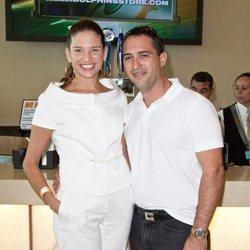 Natalia Jiménez y Daniel Trueba