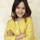 Josefina de Dinamarca en su 10 cumpleaños